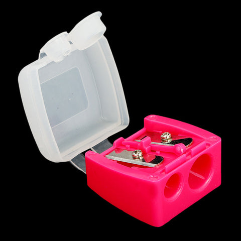 Pencil Sharpener 2 in 1 - Pink