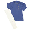 Boys Kurta Shalwar - Royal Blue