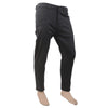 Men's Basic Cotton Pant - Dark Grey