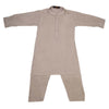 Boys Kurta Shalwar Suit - Light Grey