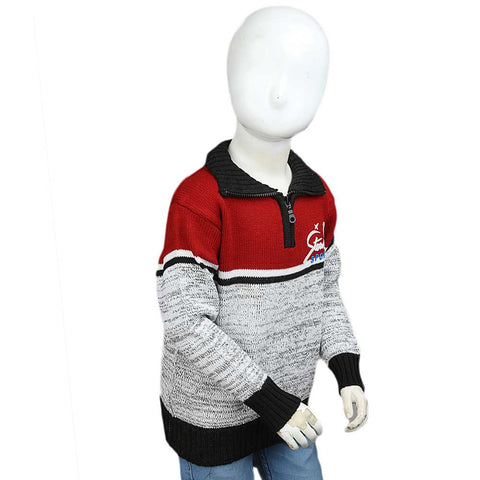 Boys Full Sleeves Sweater