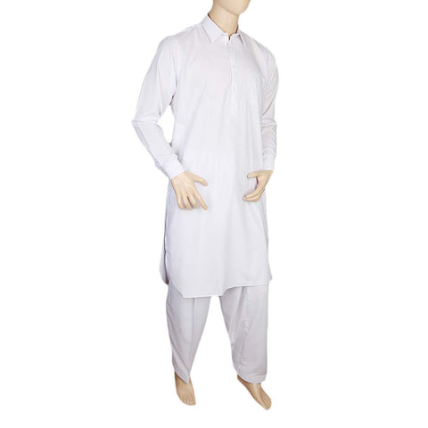 Eminent Kameez Shalwar For Men - White