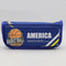 Basketball Pencil Pouch - Dark Blue
