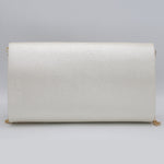 Women's Fancy Clutch 6913 - White
