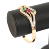 Women's-Xuping Bangles-Golden-E