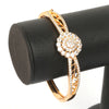 Women's-Xuping Bangles-Golden-I
