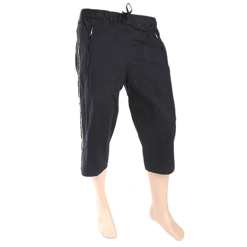 Men's Woven Short - Black