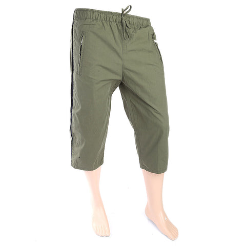 Men's Woven Short - Green