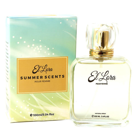 El'Lora Summer Scents Perfume For Women - 100 ML