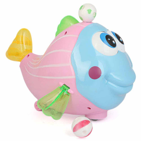 Snorks Fish For Kid - Pink