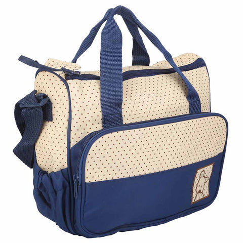 New Born Baby Bag - Navy Blue
