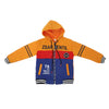 Boys Hooded Jacket - Multi