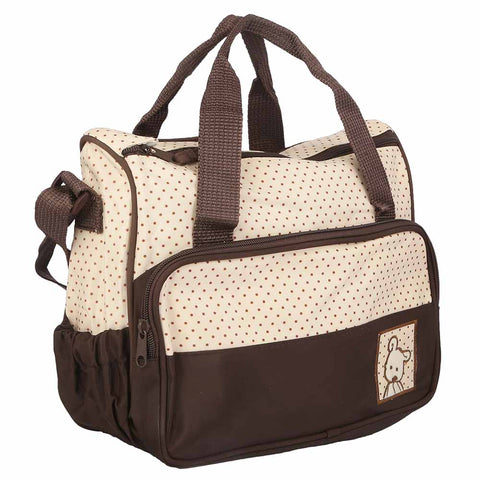 New Born Baby Bag - Coffee