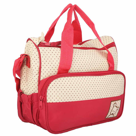 New Born Baby Bag - Red