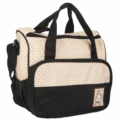 New Born Baby Bag - Black