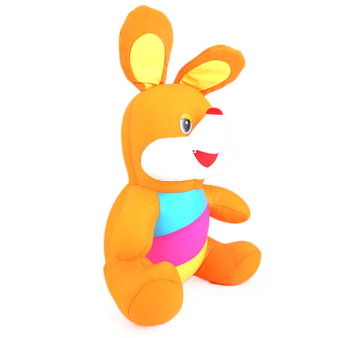 Stuffed Soft Been Rabbit Toy - Multi - test-store-for-chase-value