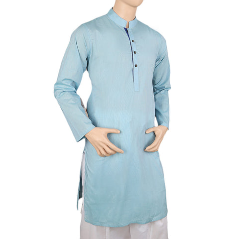 Eminent Kurta For Men - Light Blue