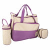New Born Baby Bag - Purple