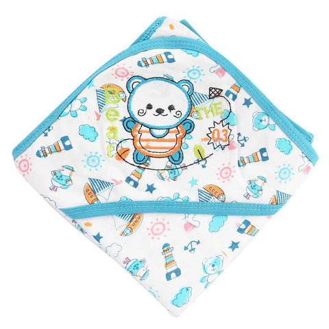 Sunny Wrapping Sheet - Blue