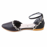 Women's Fancy Pumps (E11) - Black