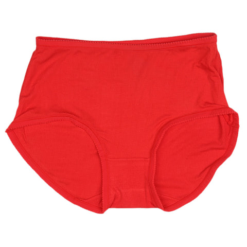 Women's Panty - Red