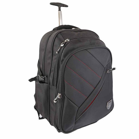 Power In Eavas Trolley Laptop Backpack 2158-18 (SH25) - Black