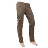 Men's Cotton Drill Pant - Brown