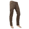 Men's Cotton Drill Pant - Dark Brown