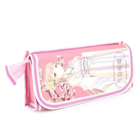 Pencil Pouch - Pink - test-store-for-chase-value