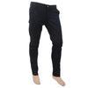 Men's Fancy Cotton Chino Pant - Navy Blue