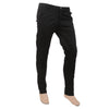 Men's Fancy Cotton Chino Pant - Black