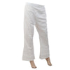 Women's Bottom Trouser - White