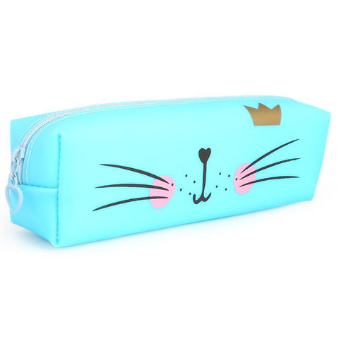 Pencil Pouch - Blue - test-store-for-chase-value