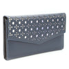 Women's Wallet ZZ-4 - Navy Blue