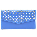Women's Wallet ZZ-4 - Royal Blue