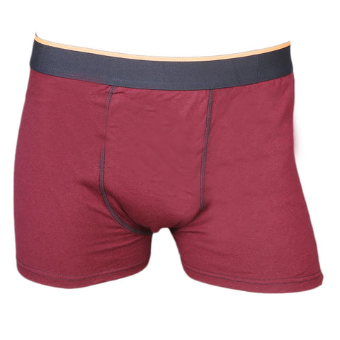 Men's Boxer - Maroon