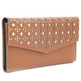 Women's Wallet ZZ-4 - Brown