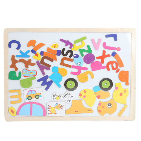 Wooden Alphabet Toy - Multi - test-store-for-chase-value