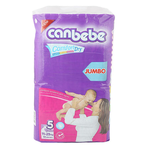 Canbebe Jumbo Junior 52 Pcs (11kg-25kg)