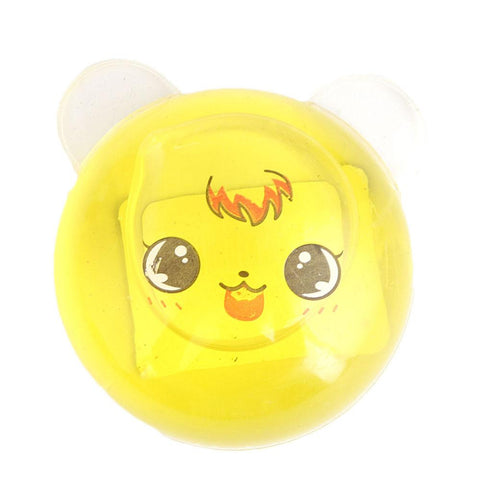 Bear Slime Mud Toy - Yellow - test-store-for-chase-value