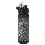 Water Bottle 650 ML - Black