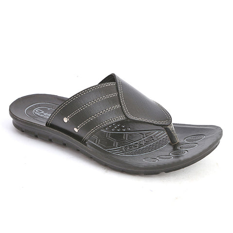 Men's Casual Slippers (601) - Black