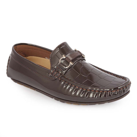 Boys Loafers 311C - Coffee