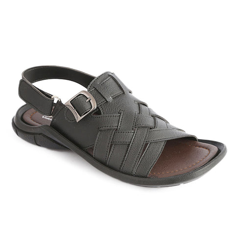 Men's Sandal ( A-05 ) - Black