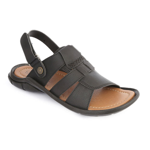 Men's Sandal ( A-03 ) - Black