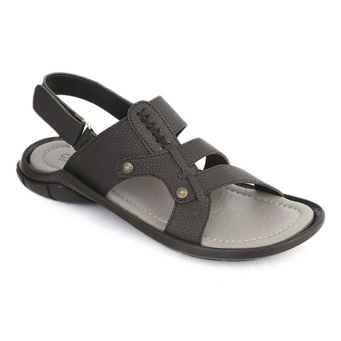 Men's Sandal ( A-06 ) - Black