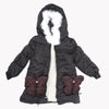 Girls Jacket A716 - Black