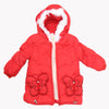 Girls Jacket A716 - Red