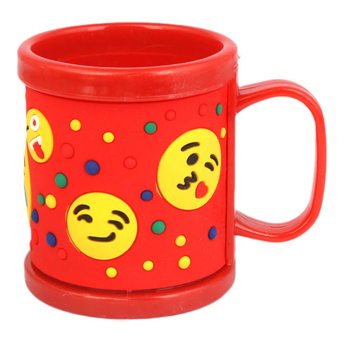 Plastic Mug - Red