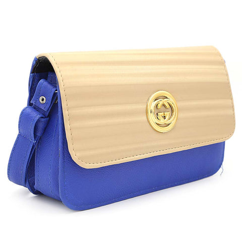 Women's Shoulder Bag 9137 - Royal Blue